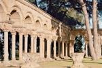 El claustro de Palamós en la actualidad