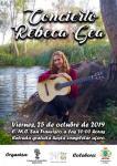 Concierto Rebea Gea