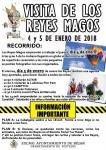 Cartel Reyes 2018
